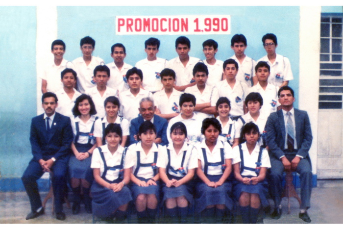 Promoción 1990 - In At Aeternum
